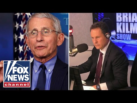 What is Fauci talking about? He's changed his story so many times | Brian Kilmeade Show