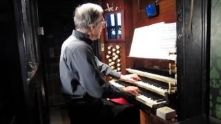 Francois Couperin - Offertoire, Elévation, Deo Gratias [from Messe pour les Couvents] - John Peace