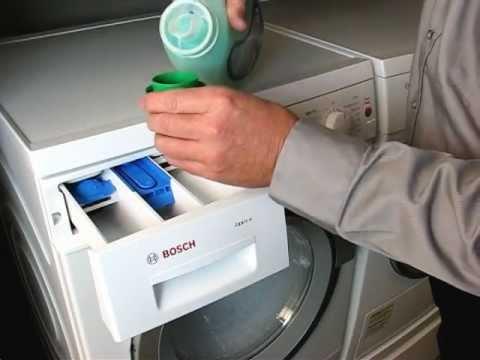 Que faire si votre laveuse produit trop de mousse
