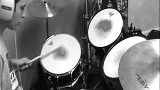 """Undertones- """"Here Comes the Summer"""" Drum Cover"""