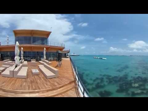 Bermuda's AC Village 360 - Walking across Club AC