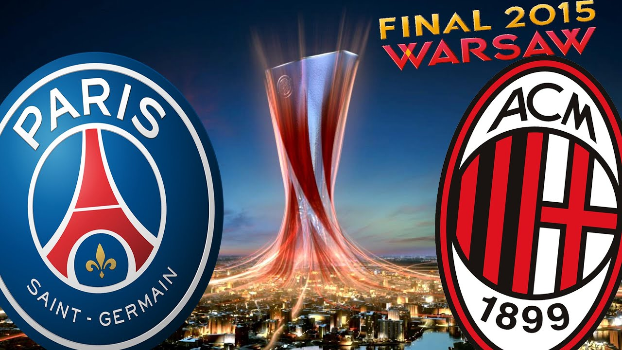 PSG - AC Milan | Uefa Europa League Final | Pro Evolution ...