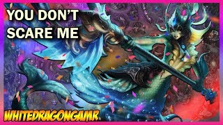 You don't scare me - League of Legends - Nami Gameplay