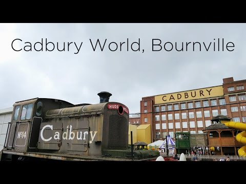 Cadbury World, Bournville | Awesome Wave