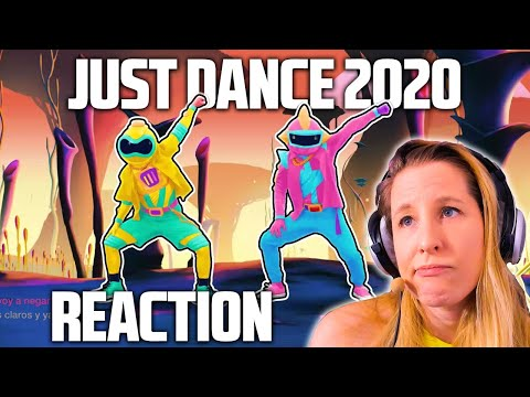 X - Nicky Jam x J. Balvin - JUST DANCE 2020 REACTION!