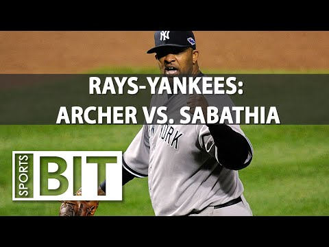 Tampa Bay Rays at New York Yankees | Sports BIT | MLB Picks