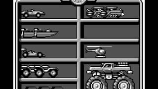 Game Boy Longplay [114] Micro Machines