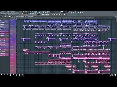 FL Studio FREE Progressive House FLP with Vocals #1