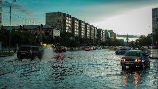 Непогода в Тюмени 18.06.1017