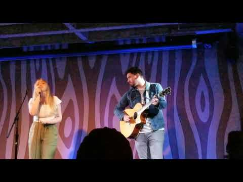 A Case Of You,  Joni Mitchell Cover By Emma Charles And Jamie Hamrick LIVE