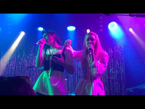 Aly & AJ Full Concert  Promises Tour  On 4K with Stereo Sound!  06202018  Los Angeles 1st show