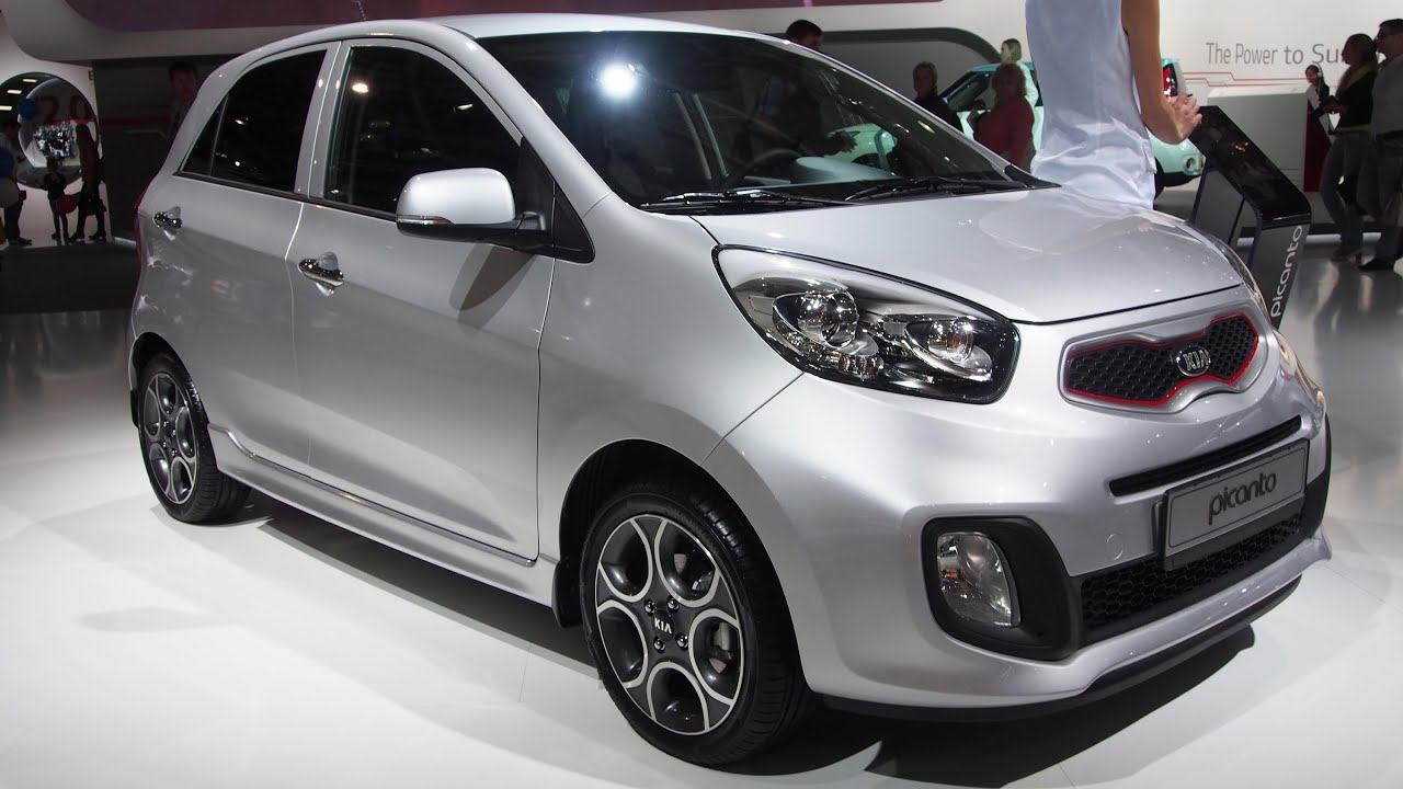 2014 kia picanto exterior and interior walkaround youtube. Black Bedroom Furniture Sets. Home Design Ideas