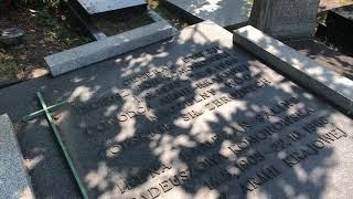 Jak wygląda grób gen. Tadeusza Bora-Komorowskiego w Londynie? Smutne!