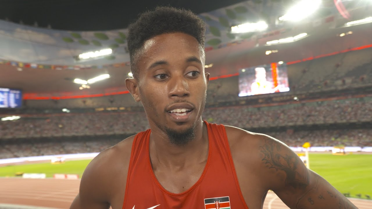 NKANATA OUT: Star sprinter out of Olympics due to blunder by NOCK and Athletics Kenya