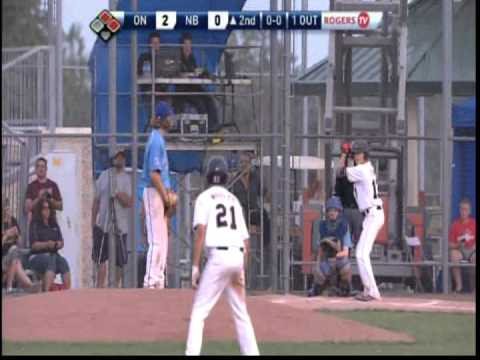 Baseball Canada - 2014 15U Boys National Championship - Gold Medal Game - Part 1