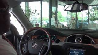 James Reviews the 2010 Buick Enclave