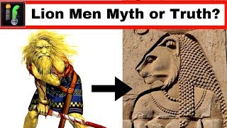 Ancient Gods 39;IF39; The Lion Men are More than Myth?