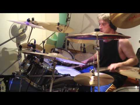 Meatloaf-All Revved Up (With No Place To Go)-Drum Cover
