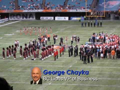 BC Lions Tribute - Bob Ackles (Part 1 of 3)