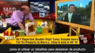 Herbalife en las noticias - Mad Money EN CNBC