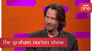 Keanu Reeves talks about Bill and Ted 3 - The Graham Norton Show: 2017 - BBC One