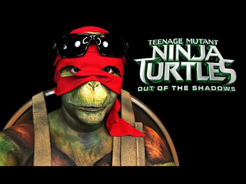 TEENAGE MUTANT NINJA TURTLES: OUT OF THE SHADOWS Makeup Tutorial! thumbnail