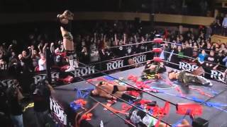 Chris Hero Returns at ROH Final Battle 2013 !!!