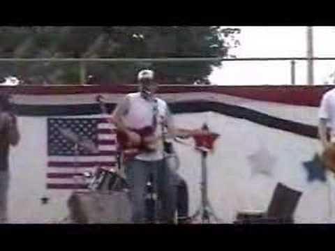 Curtis Wayne Stroud sings Folsom Prison Blues