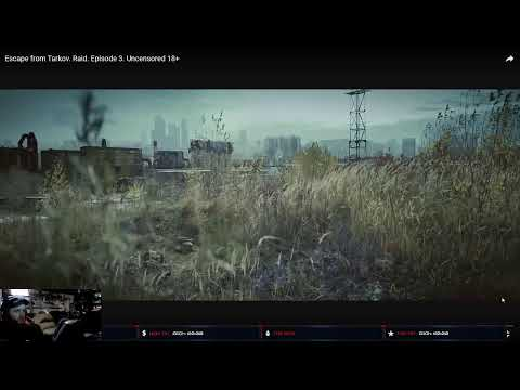 Tarkov Raid Episode 1 Watch Party!