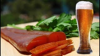 Лучшая Закуска к Пиву. Рецепт Приготовления.