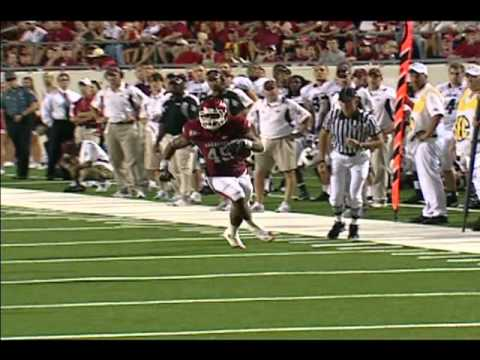 DJ Williams of Arkansas - 2010 John Mackey Award Semi-Finalist