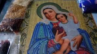 Икона Богородица ''Покрывающая''. Мой подбор!