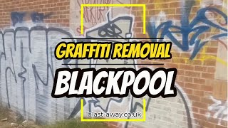 Graffiti Removal in Blackpool