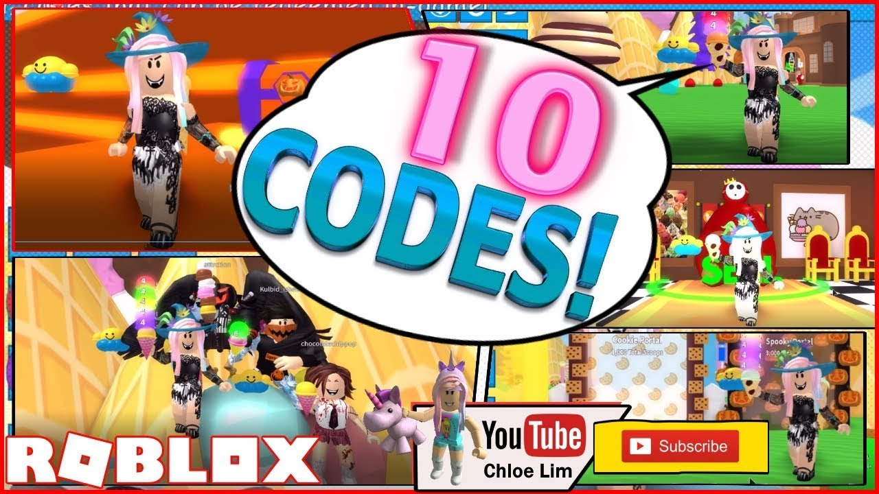Roblox Ice Cream Simulator Gameplay 10 Working Codes How - all codes for drill simulator roblox