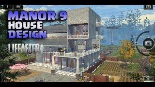 Manor 9 House Design (Minimalist) - LifeAfter