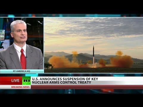 The Nuclear Arms Race Is Already On