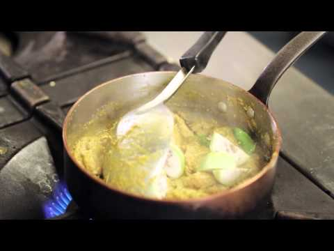 David Thompson Thai Food - Green Curry with Chicken