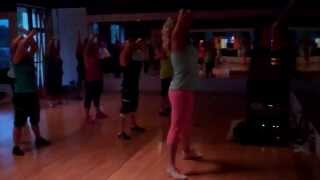 """""""summertime"""" Dance Fitness Warm Up With Linda"""