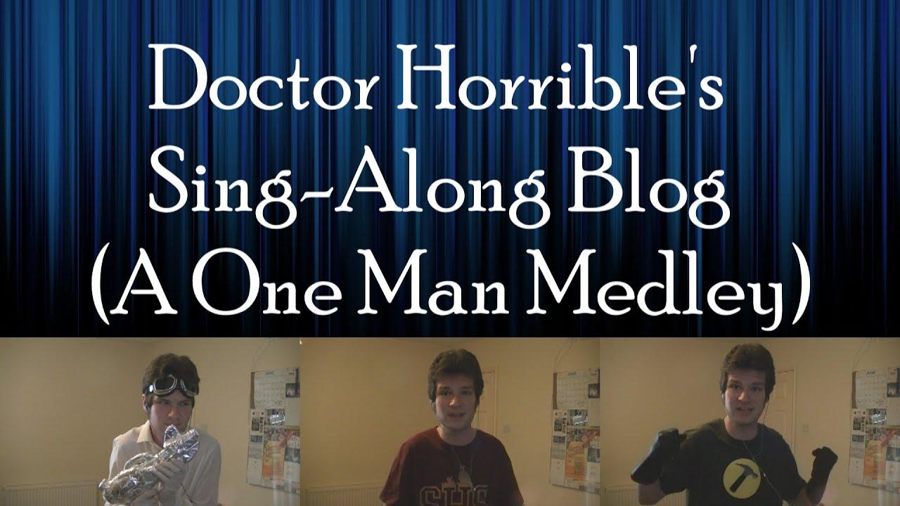 dr horribles sing along blog ending a relationship