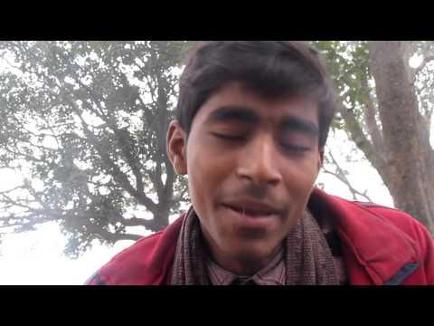 Madhesi Boy Singing 'Nepali Babu'