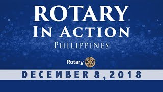 Rotary In Action (December 8, 2018)