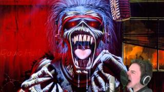 Montségur - Iron Maiden - Vocal Cover - By: Ritchie Lee