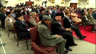 Loyalty and Fortitude of the Companions of the Holy Prophet (sa) - Jalsa Salana USA West Coast 2014