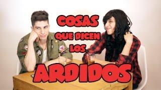 COSAS QUE DICEN LOS ARDIDOS Feat. Esau