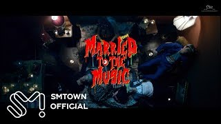 [3.44 MB] SHINee 샤이니 'Married To The Music' MV