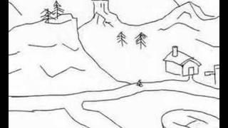 Line Rider - Jagged Peak Adventure thumbnail