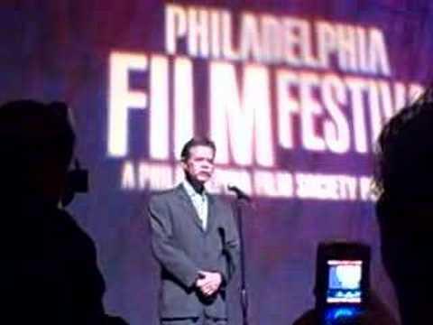 Philadelphia Film Festival -The Deal Intro by William H Macy