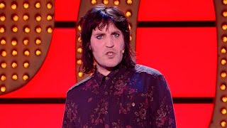 Noel Fielding Sings The Milk Song | Live at the Apollo | BBC Comedy Greats