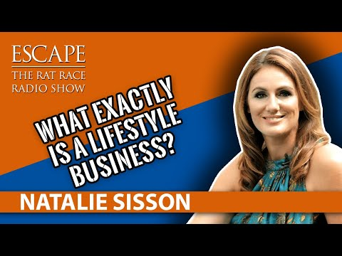 Natalie Sisson-What Exactly Is A Lifestyle Business?