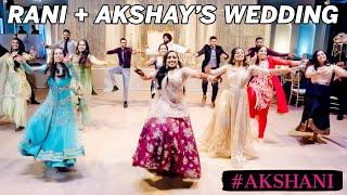 Bhangra Empire - Rani and Akshay's Wedding Reception Performance